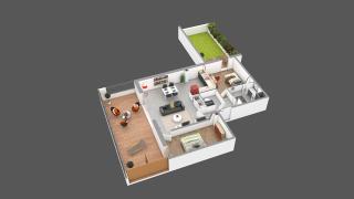 appartement 04B de type T3