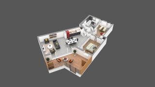 appartement 07A de type T3