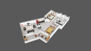 appartement 17A de type T3